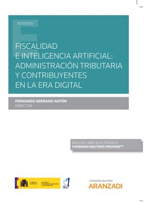 FISCALIDAD E INTELIGENCIA ARTIFICIAL