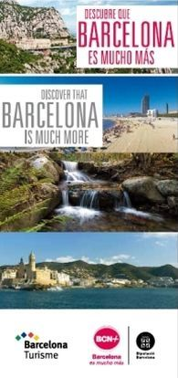 DESCUBRE QUE BARCELONA ES MUCHO MÁS / DISCOVER THAT BARCELONA IS MUCH MORE